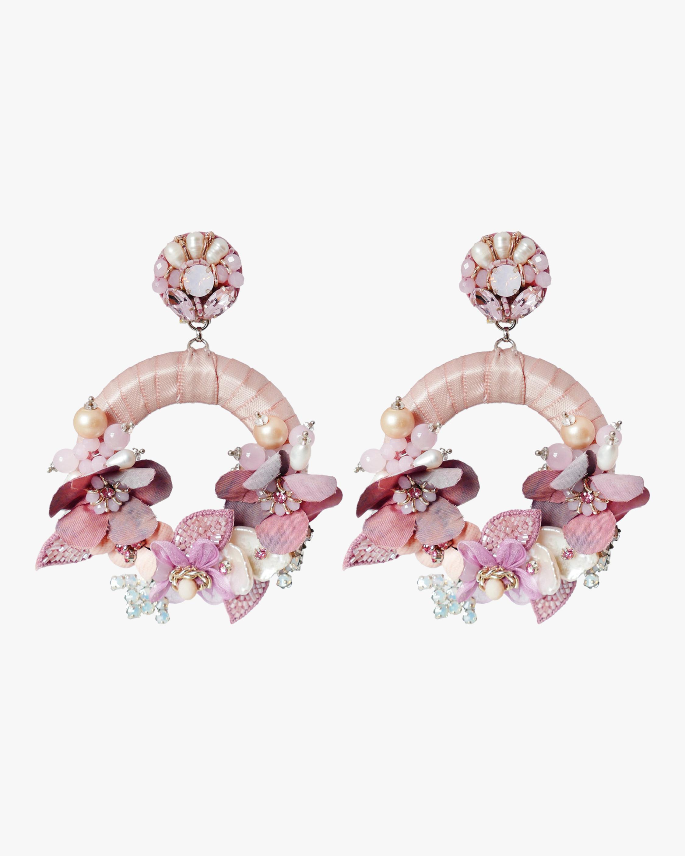 Ranjana Khan Verbena Clip-On Earrings 0