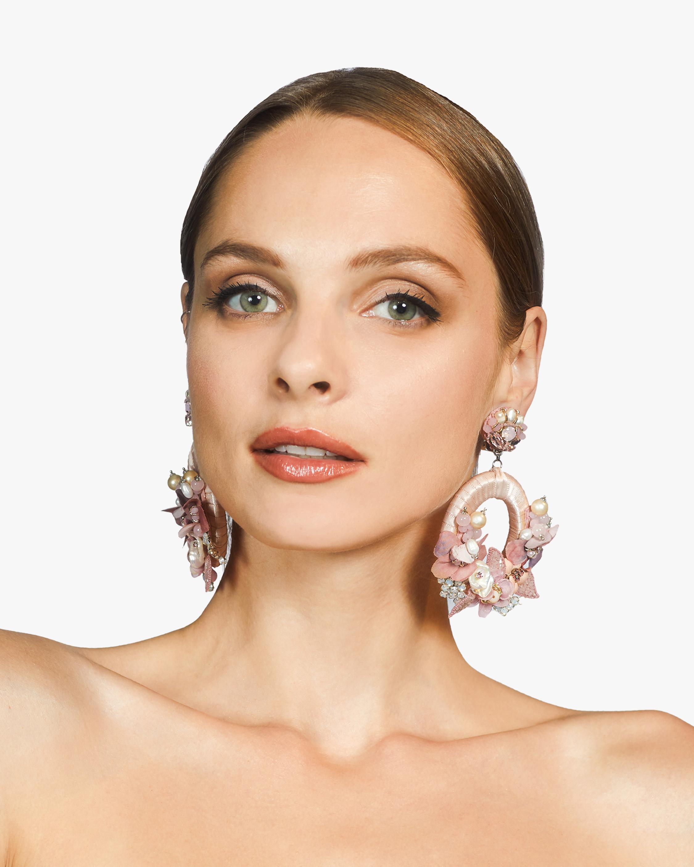 Ranjana Khan Verbena Clip-On Earrings 1