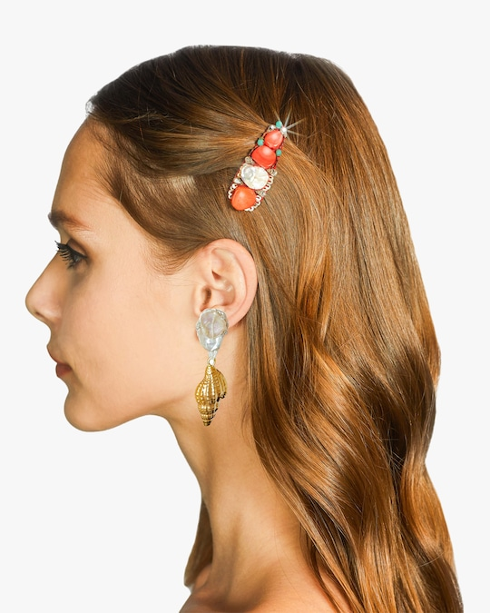 Ranjana Khan Dries Clip-On Earrings 1
