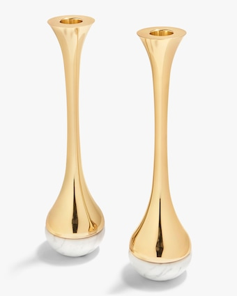 Dual Candlestick Set of 2