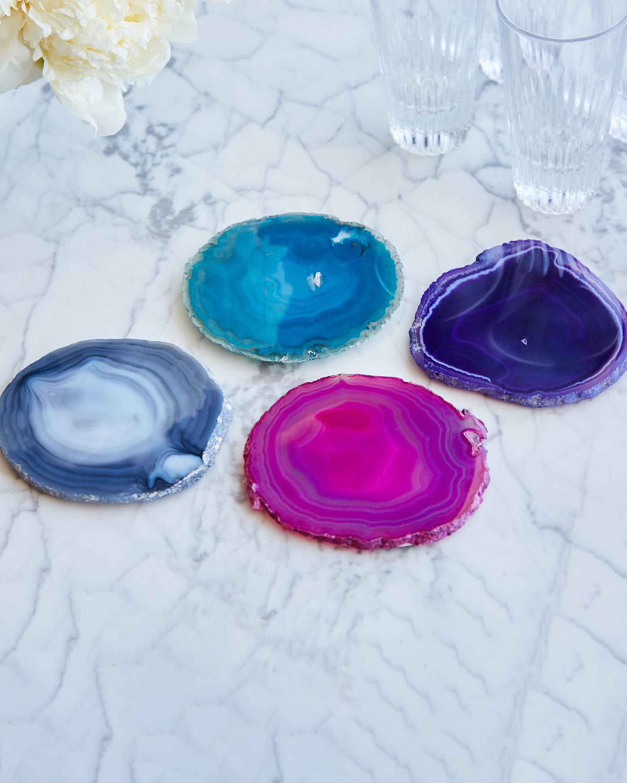 ANNA New York Pedra Coasters Set of 4 1
