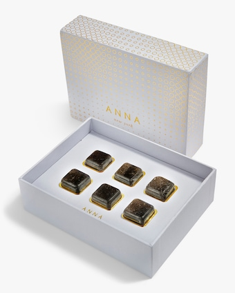 ANNA New York Vida Whiskey Cubes Set of 6 2