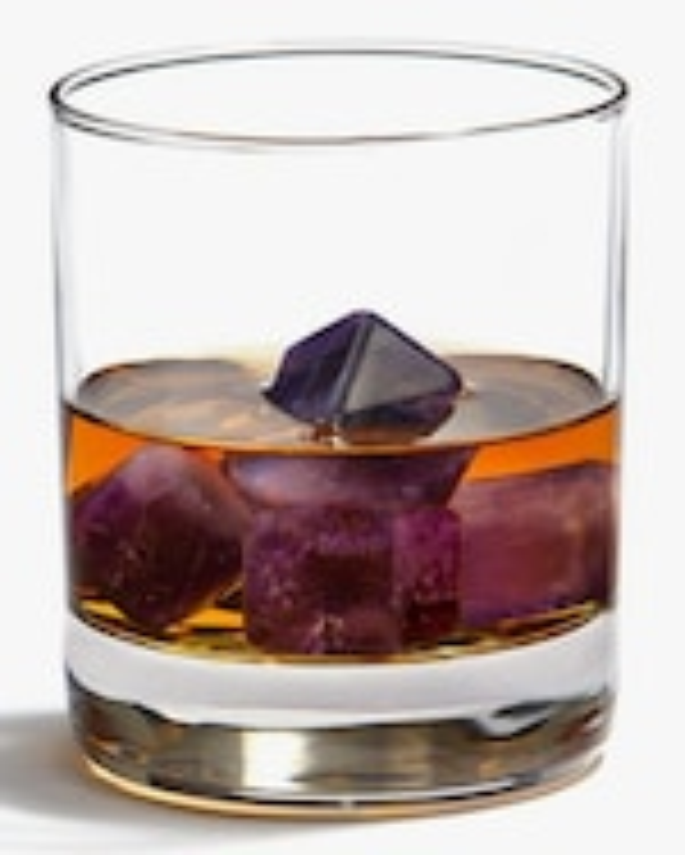 ANNA New York Vida Whiskey Cubes Set of 6 1