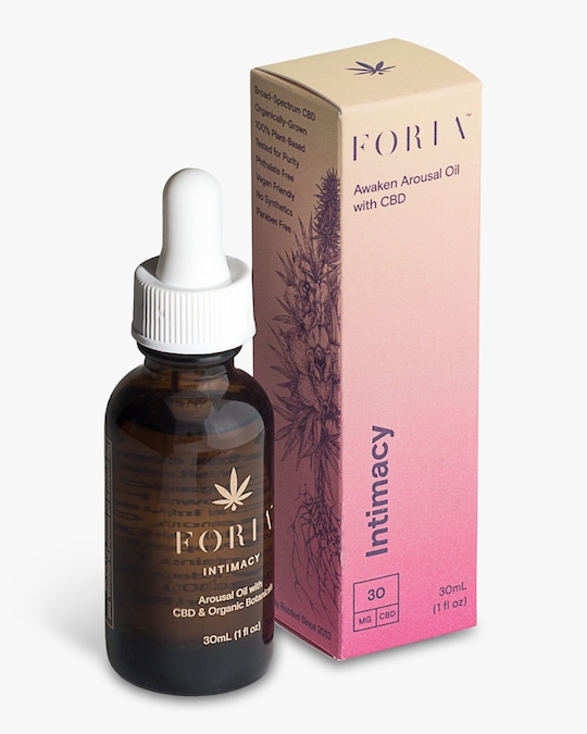 FORIA Awaken Arousal Oil 30ml 0