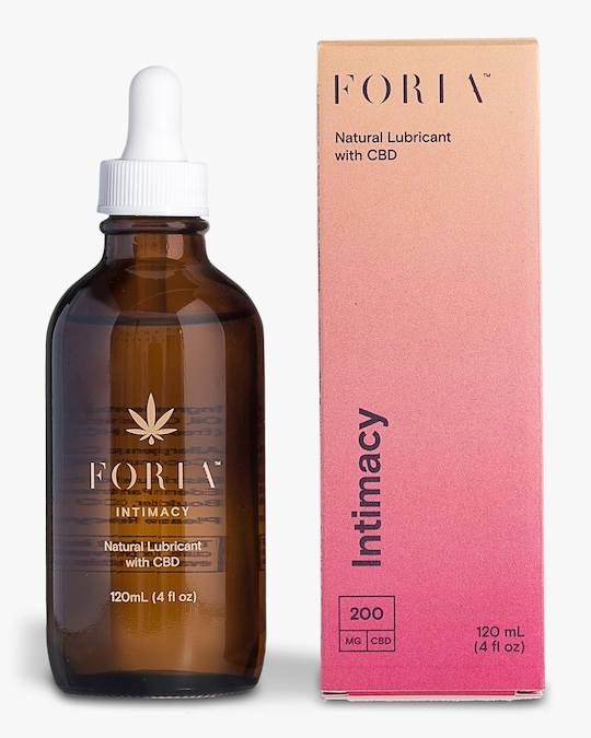 FORIA Intimacy Lubricant 120ml 0