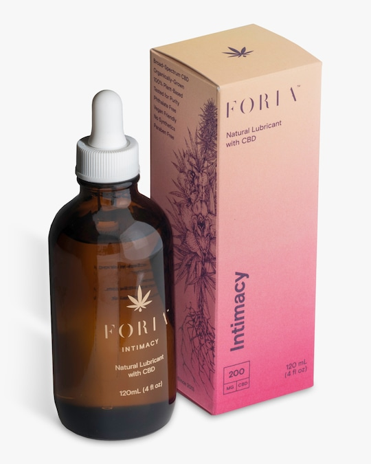 FORIA Intimacy Lubricant 120ml 1