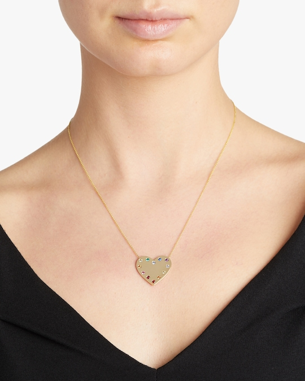 My Story Mimi Heart Pendant Necklace 1