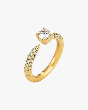 Suel Open Diamond Ring 1