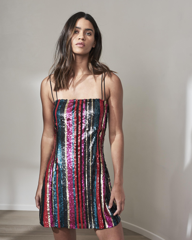Elektra Mini Dress