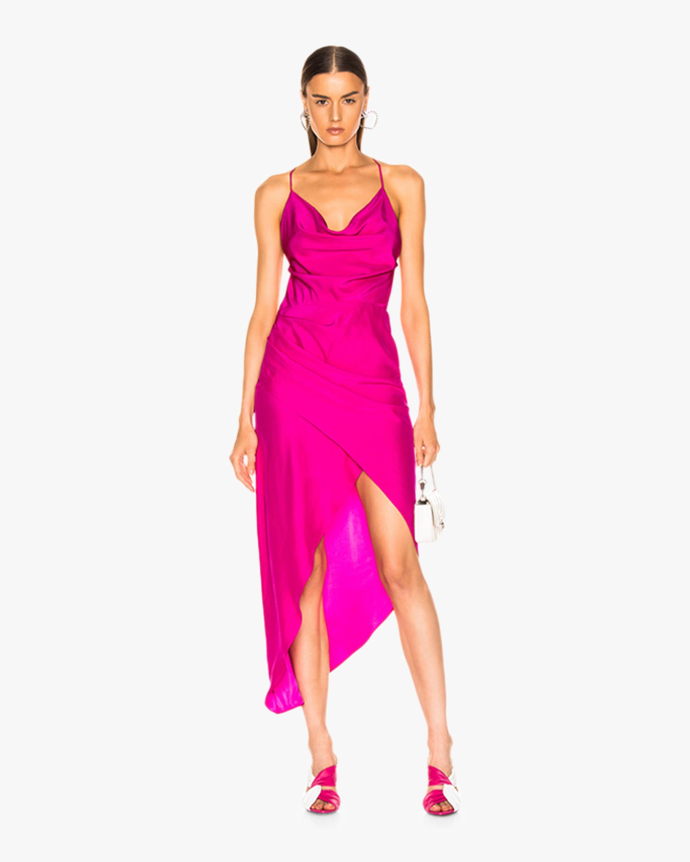 Haney Neon Holly Dress 0
