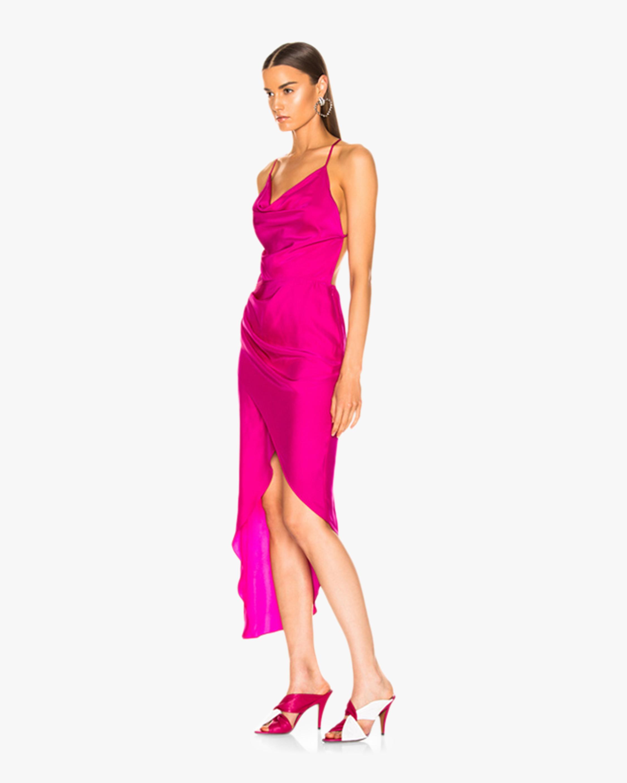 Haney Neon Holly Dress 1