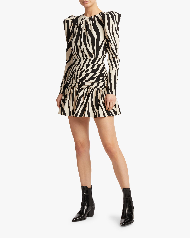 Ronny Kobo Karilynn Mini Dress 2