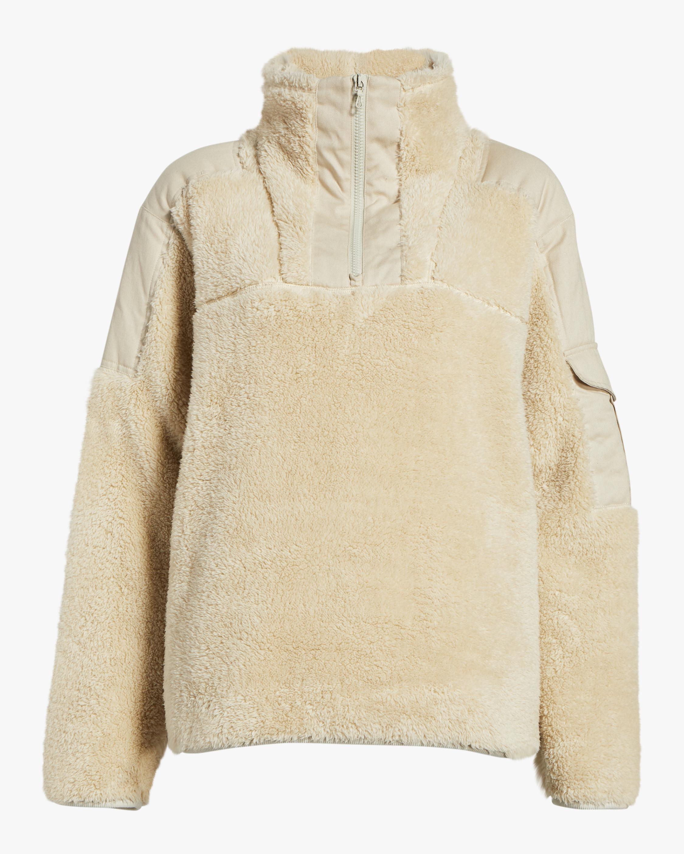 Logan Sherpa Pullover