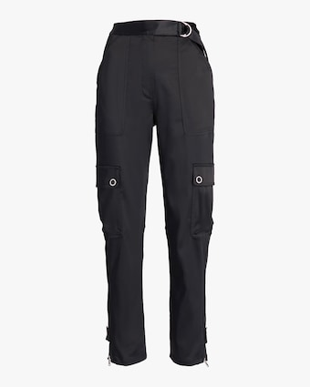 Classic Sateen Utility Pants