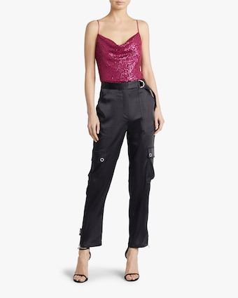 Classic Sateen Utility Pants