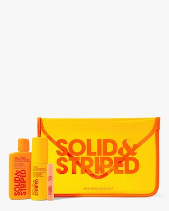 Solid & Striped Travel Kit 2