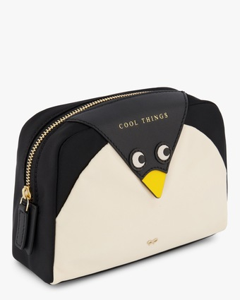 Cool Things Penguin Pouch