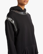 Christopher Kane Chain Hoodie Dress 3