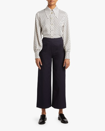 Darted Trousers