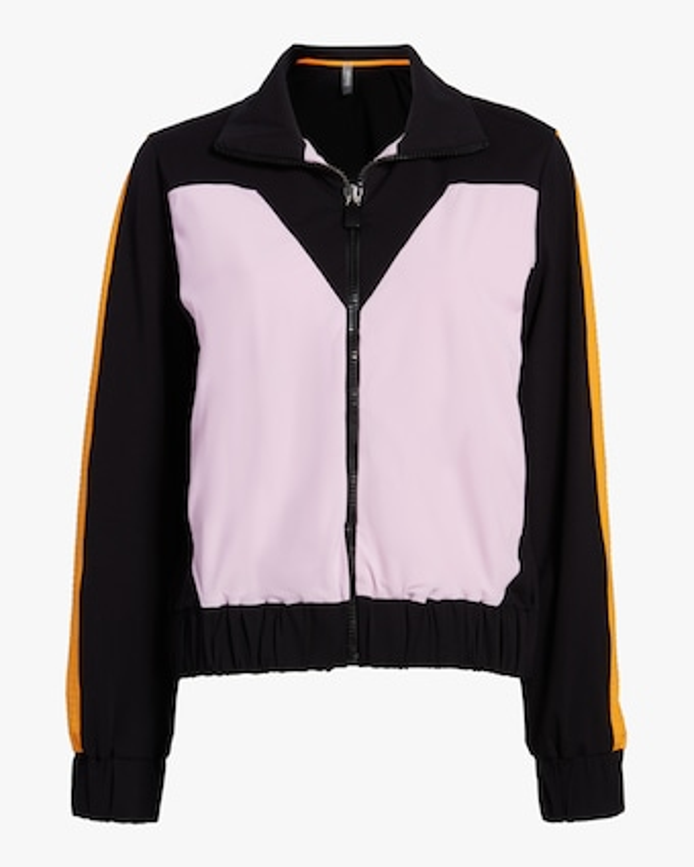Sweetie On Zip-Up jacket