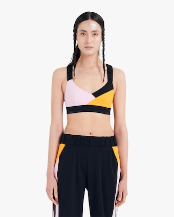 Sweetie Crisscross Sports Bra