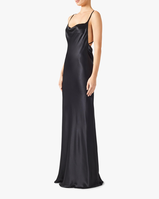 Galvan Whiteley Dress 1