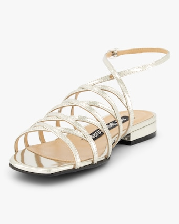 Godiva Steel Sandal