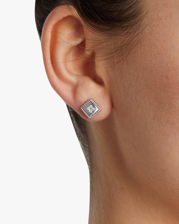 Roberto Coin Palazzo Stud Earrings 2