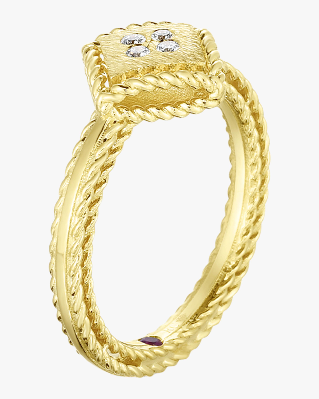 Yellow Gold Palazzo Ring