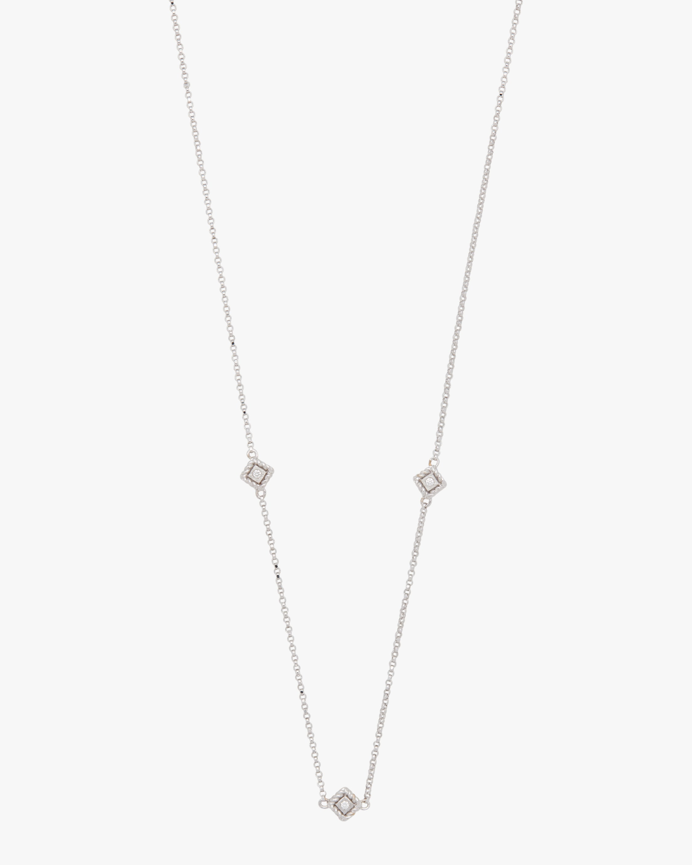 Roberto Coin Palazzo Station Necklace 1