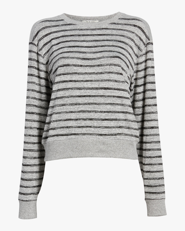 Striped Avryl Pullover