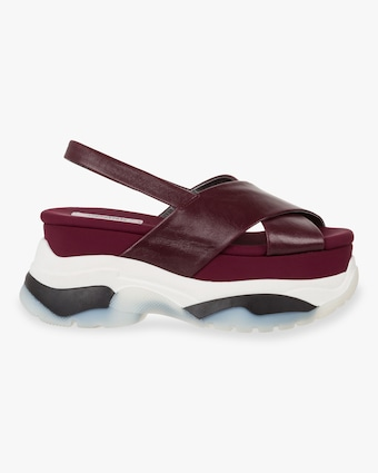 Urban Coolness Sporty Platform Sandal