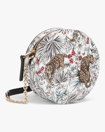 Swing Mini Round Crossbody Bag