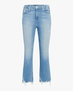 Joe's Jeans The Hi Honey Cropped Bootcut Jeans 0