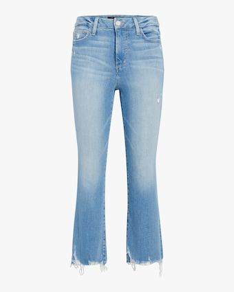 The Hi Honey Cropped Boot Cut Jeans