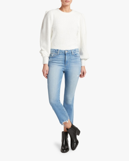 Joe's Jeans The Hi Honey Cropped Bootcut Jeans 1