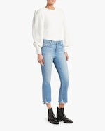 Joe's Jeans The Hi Honey Cropped Bootcut Jeans 4