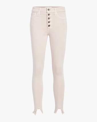 Joe's Jeans The Charlie Button-Fly Ankle Jeans 1