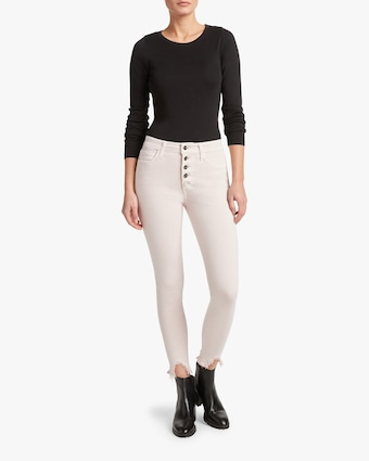 Joe's Jeans The Charlie Button-Fly Ankle Jeans 2