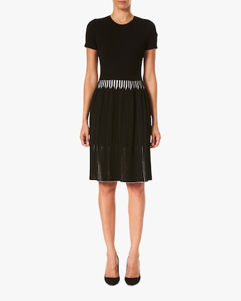 Carolina Herrera Fit & Flare Dress 1