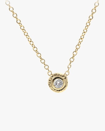 Diamond Nesting Pendant Necklace