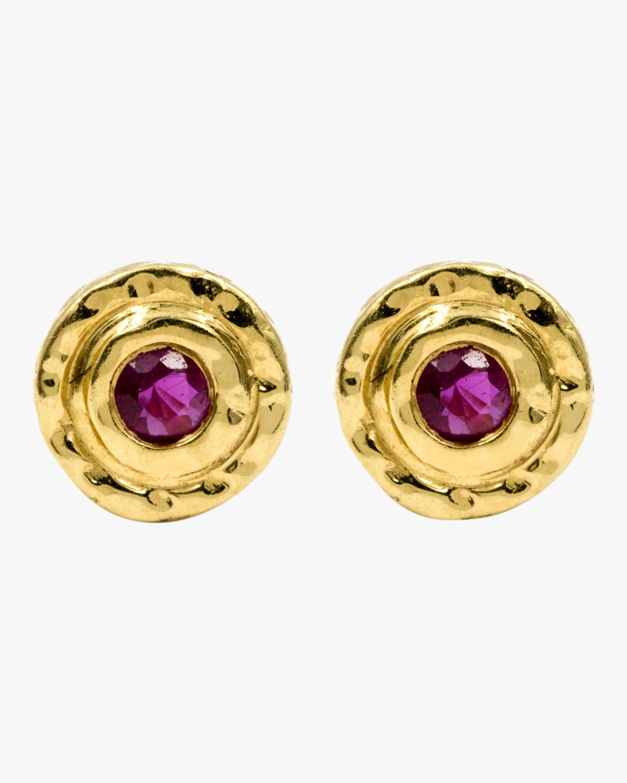 Octavia Elizabeth Nesting Stud Earrings 0
