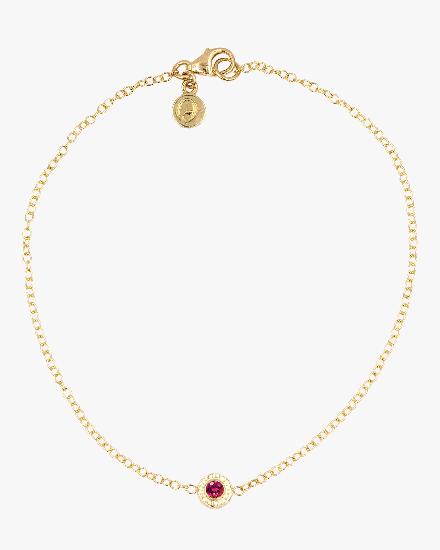 Octavia Elizabeth Ruby Nesting Bracelet 0