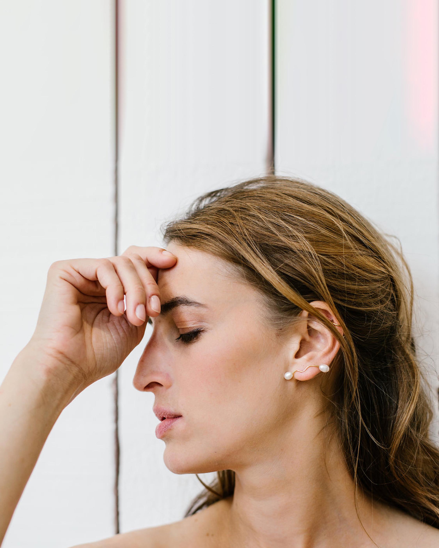 Nayestones Singular Paloma Earring 1