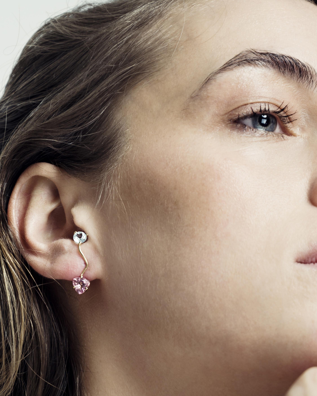 Nayestones Singular Gioia Earring 1