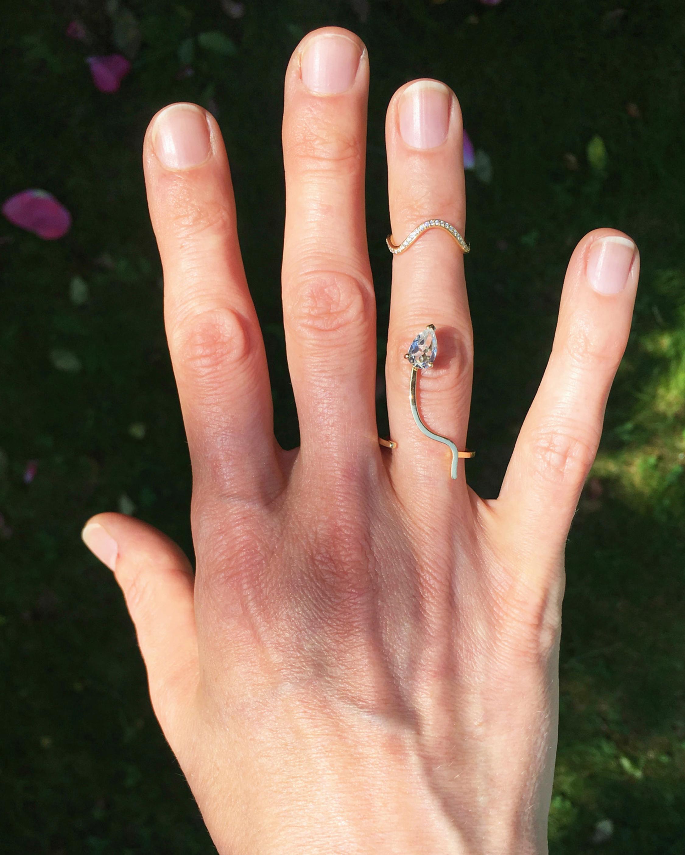 Nayestones Lina Topaz Ring 2