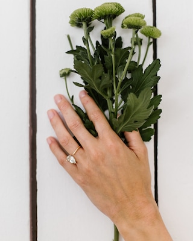 Nayestones Signature Bloom Ring 2