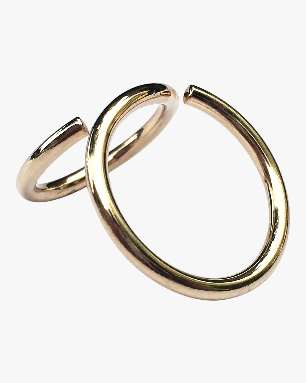 Nayestones Curl Ring 1