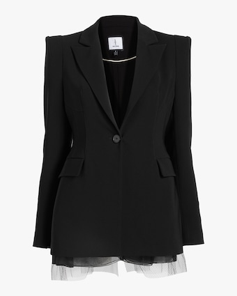 Bustle Blazer Jacket