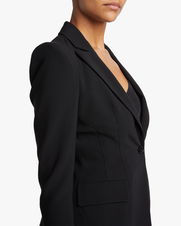 Judy Zhang Bustle Blazer Jacket 4